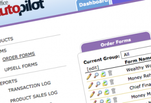 Ontraport Office Autopilot Online Payment Form