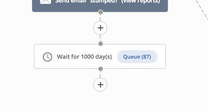 Indefinite wait state