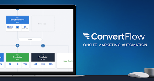 ConvertFlow Onsite Marketing Automation