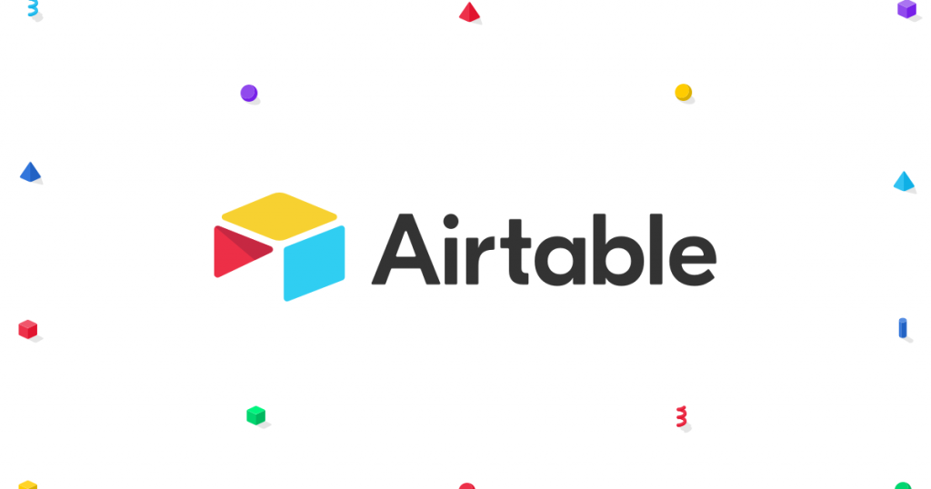 Data organization with AirTable