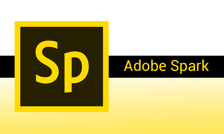 Adobe Spark Mobile Application